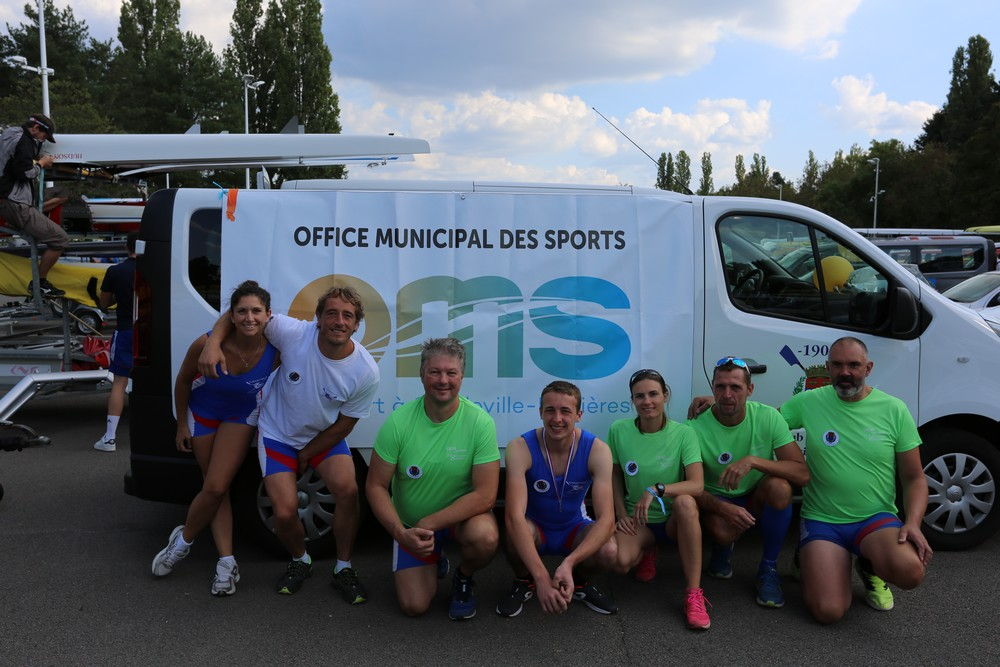 Groupe championnat de France Sprint 2018